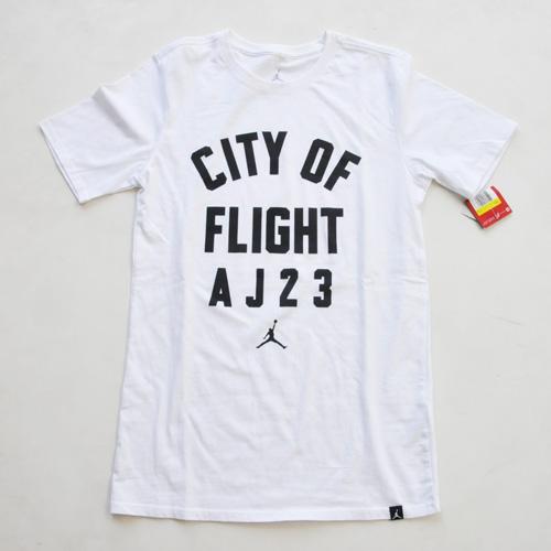 NIKE/ナイキ Jordan City of Flight Aj23 Tシャツ BIG SIZE 海外モデル