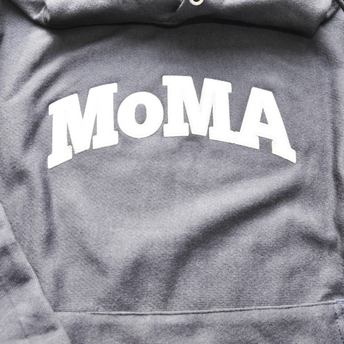 MoMA×CHAMPION コラボレーション REVERSE WEAVE HOOD 日本未入荷 - 3
