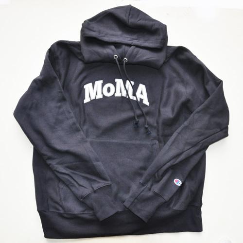 MoMA×CHAMPION コラボレーション REVERSE WEAVE HOOD 日本未入荷