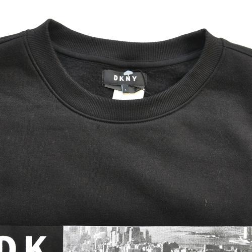 DKNY / ダナキャラン NEW YORK フォトプリント クルーネックスウェット - 2