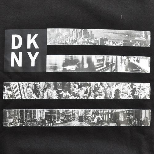 DKNY / ダナキャラン NEW YORK フォトプリント クルーネックスウェット - 3