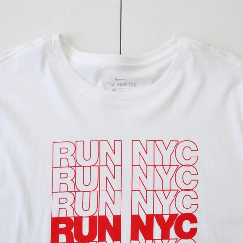 NIKE/ナイキ RUN NYC ロングスリーブTシャツ BIG SIZE NY限定モデル - 2