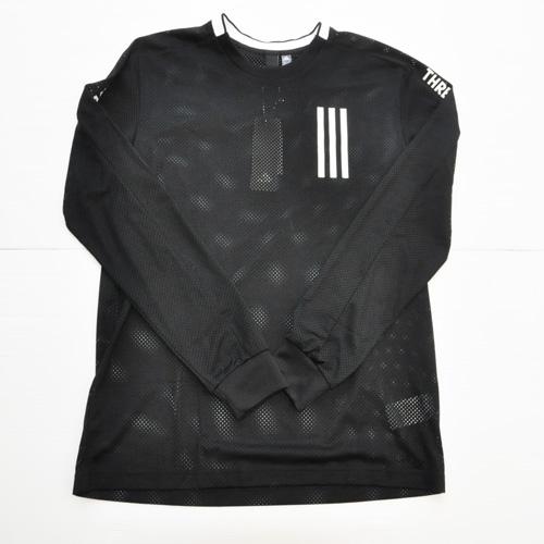 ADIDAS / アディダス EQUIPMENT メッシュロングスリーブTシャツ