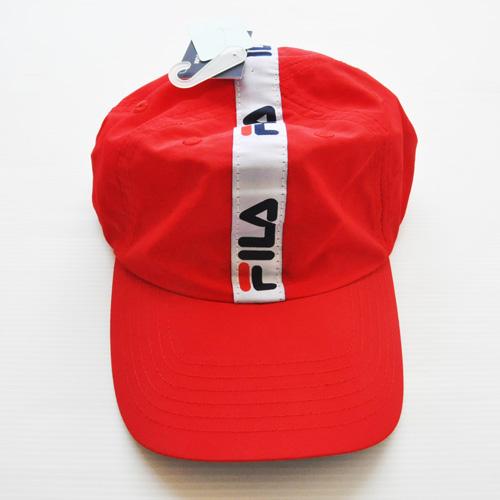 FILA/フィラ リフレクター加工ナイロン BASEBALL CAP