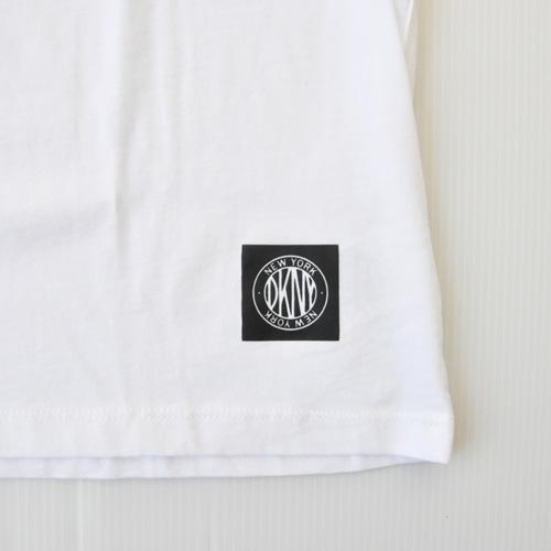 DKNY / ダナキャラン ビッグロゴプリント半袖Tシャツ-4