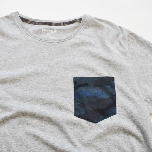 TIMBERLAND / ティンバーランド ケネベックリバー カモポケット Tシャツ - 3