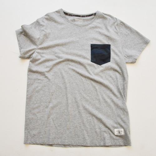 TIMBERLAND / ティンバーランド ケネベックリバー カモポケット Tシャツ