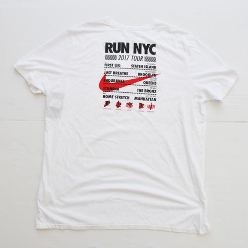NIKE/ナイキ RUN NEW YORK CITY 2017 TOUR TEE BIG SIZE NY限定モデル-2