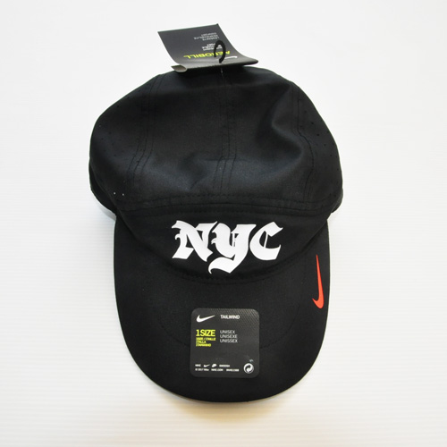 NIKE/ナイキ RUN NEW YORK CITY 2018 NYC Running CAP NY限定モデル