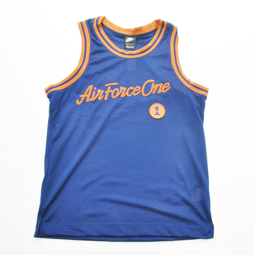 NIKE/ナイキ  AIR FORCE 1 MESH BASKETBALL TANK TOP