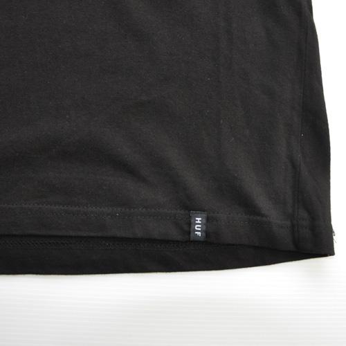 HUF/ハフ フロントプリントロゴ半袖Tシャツ 2カラー BIG SIZE-7
