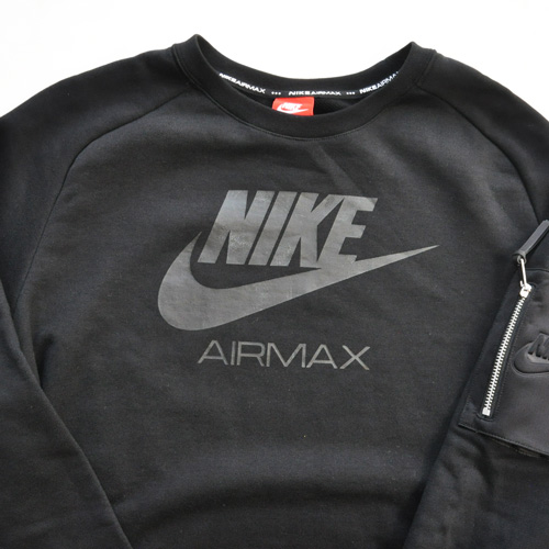 NIKE/ナイキ NIKE AIR MAX クルーネックスウェット USモデル BIG SIZE  - 2