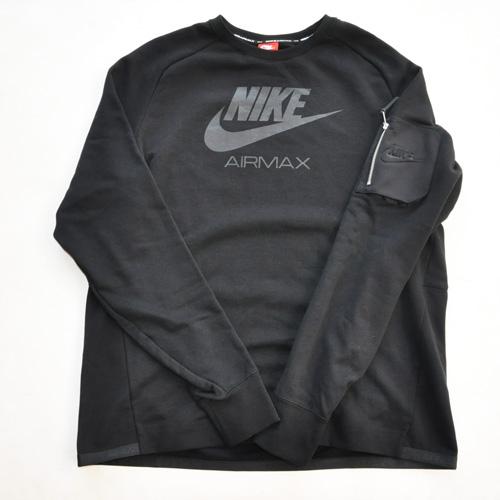 NIKE/ナイキ NIKE AIR MAX クルーネックスウェット USモデル BIG SIZE