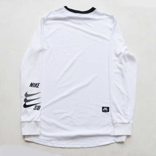NIKE SB/ナイキエスビー メッシュロングスリーブTシャツ BIG SIZE - 1