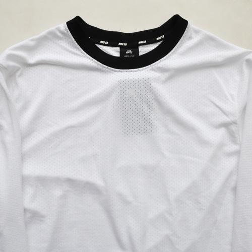 NIKE SB/ナイキエスビー メッシュロングスリーブTシャツ BIG SIZE-3