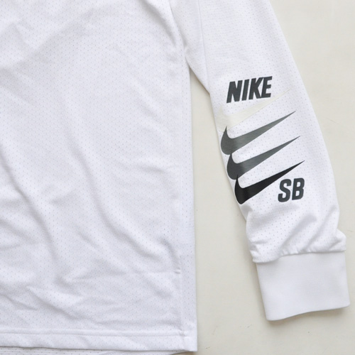 NIKE SB/ナイキエスビー メッシュロングスリーブTシャツ BIG SIZE-4
