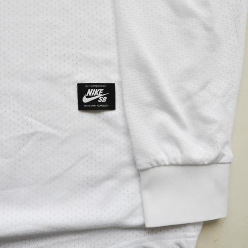 NIKE SB/ナイキエスビー メッシュロングスリーブTシャツ BIG SIZE-6