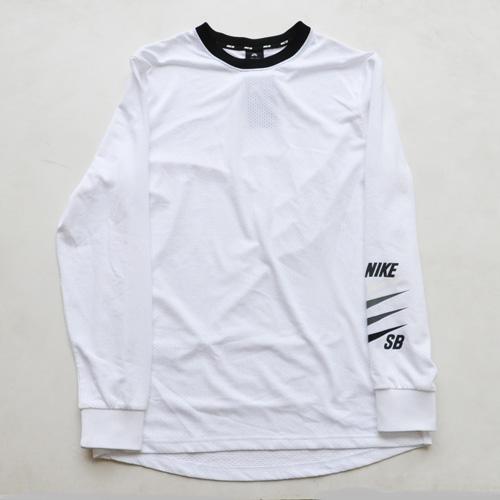 NIKE SB/ナイキエスビー メッシュロングスリーブTシャツ BIG SIZE
