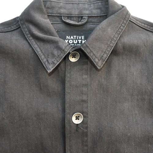 NATIVE YOUTH/ネイティブユース カバーオールジャケット - 2