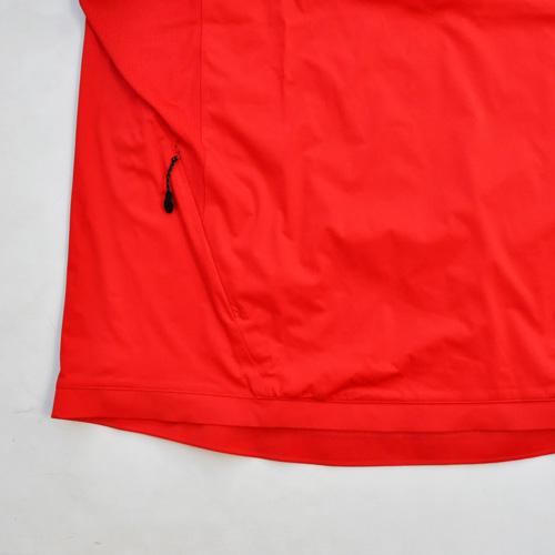 NIKE / ナイキ BASE BALL ロングスリーブゲームシャツ レッド 海外モデル - 3