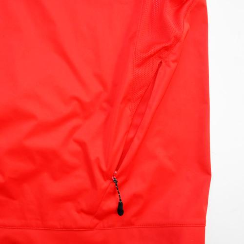 NIKE / ナイキ BASE BALL ロングスリーブゲームシャツ レッド 海外モデル - 5