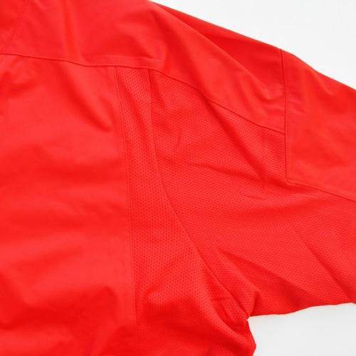 NIKE / ナイキ BASE BALL ロングスリーブゲームシャツ レッド 海外モデル - 6