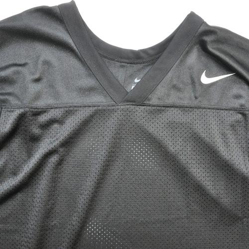 NIKE / ナイキ Vネックメッシュアメリカンフットボールゲームシャツ - 2