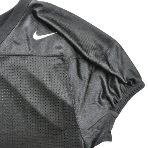 NIKE / ナイキ Vネックメッシュアメリカンフットボールゲームシャツ-4