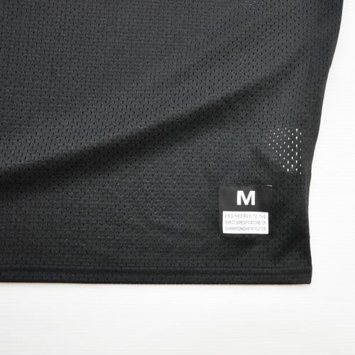 NIKE / ナイキ Vネックメッシュアメリカンフットボールゲームシャツ-5