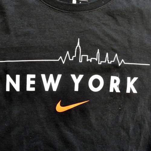 NIKE / ナイキ NEW YORK TEE ブラック New York 限定モデル SMALL SIZE - 2