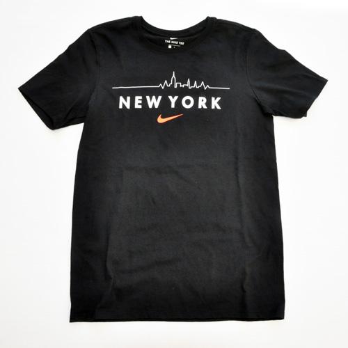 NIKE / ナイキ NEW YORK TEE ブラック New York 限定モデル SMALL SIZE