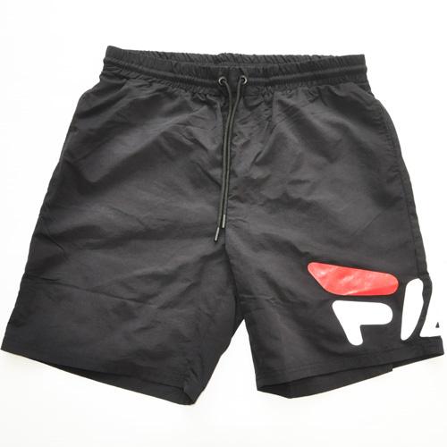 FILA/フィラ ナイロンショートパンツ  ブラック