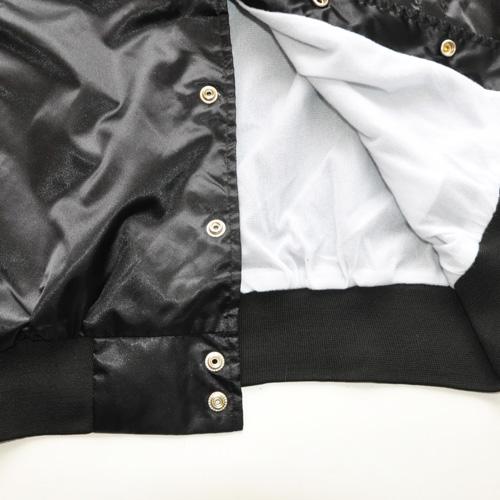 OBEY フロントバックプリントMA-1ジャケット - 4