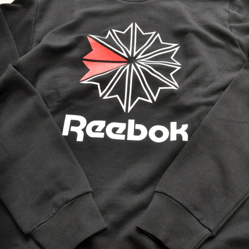 REEBOK / リーボック クラシック セットアップ ブラック - 2