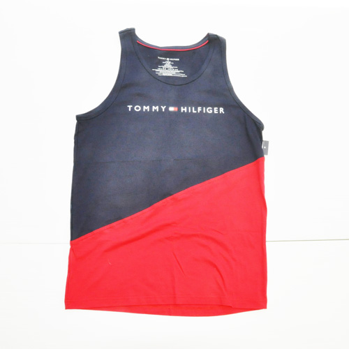 TOMMY HILFIGER /トミーヒルフィガー カラー切り返しSET UP-2