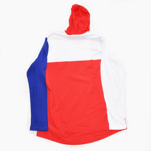 NIKE/ナイキ フーディーロングスリーブTシャツ US限定 BIG SIZE - 1