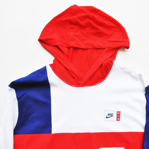 NIKE/ナイキ フーディーロングスリーブTシャツ US限定 BIG SIZE - 2