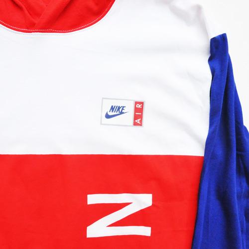 NIKE/ナイキ フーディーロングスリーブTシャツ US限定 BIG SIZE - 3
