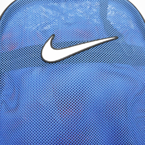 NIKE/ナイキ MESH BRASILIA BACK PACK BAG ブルー - 3