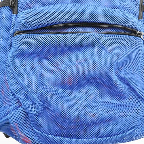 NIKE/ナイキ MESH BRASILIA BACK PACK BAG ブルー - 4