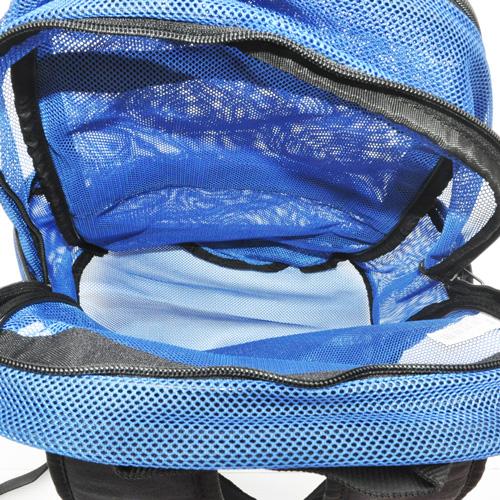 NIKE/ナイキ MESH BRASILIA BACK PACK BAG ブルー - 6