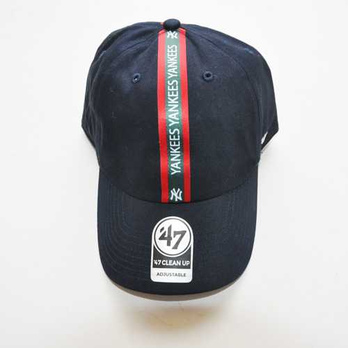 47Brand/47ブランド 47×NEW YORK YANKEES CAP