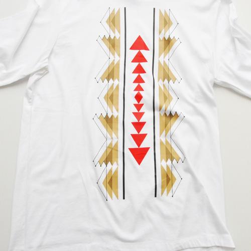 NIKE/ナイキ フロントプリントフーディーロングスリーブTシャツ - 3