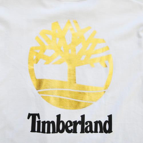 CHAMPION/チャンピオン CHAMPION×TIMBERLAND フロントプリントロングスリーブTシャツ 海外限定モデル - 3