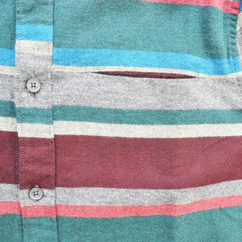 NATIVE YOUTH/ネイティブユース ボーダーロングスリーブシャツ - 3