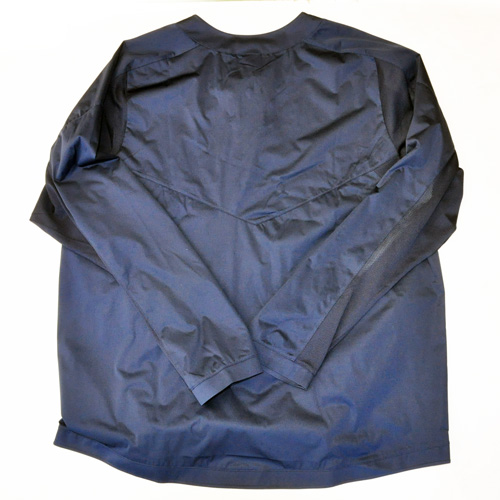 NIKE / ナイキ BASE BALL ロングスリーブゲームシャツ ネイビー 海外モデル - 1