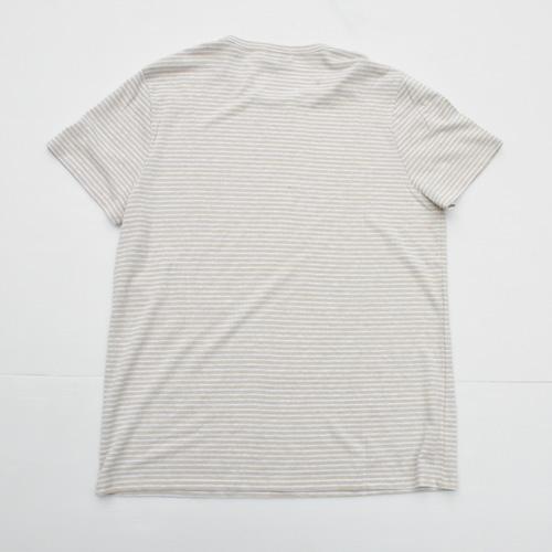 BARNEYS NEW YORK / バーニーズニューヨーク ボーダー半袖Tシャツ - 1