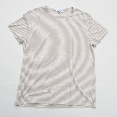 BARNEYS NEW YORK / バーニーズニューヨーク ボーダー半袖Tシャツ