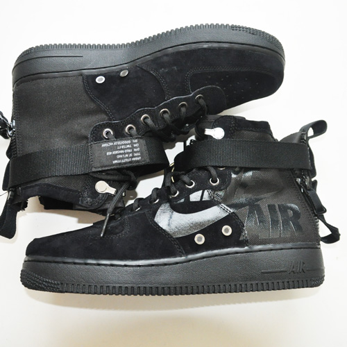 NIKE/ナイキ SPECIAL FIELD AIR FORCE 1 MID BLACK - 1