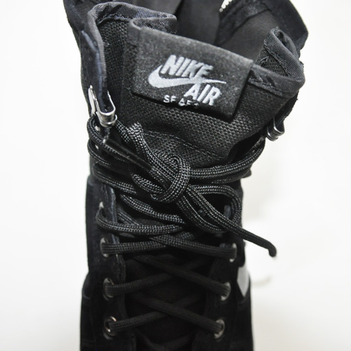 NIKE/ナイキ SPECIAL FIELD AIR FORCE 1 MID BLACK - 4